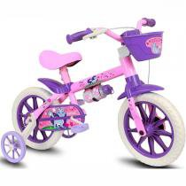 Bicicleta Nathor Cat Aro 12 Infantil - Nathor