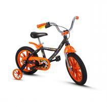 Bicicleta Nathor First Pro Aro 14 Alumínio Infantil - Nathor
