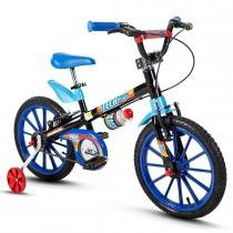 Bicicleta Nathor Tech Boys Aro 16 Infantil -