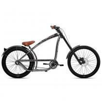 Bicicleta Nirve Cannibal Mirror Black 3 marchas - Nirve