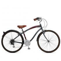 Bicicleta Nirve Starliner Mettalic Charcoal 21 marchas Quadro 17 - Nirve