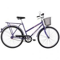 Bicicleta Onix FV Aro 26 Violeta - Houston - Violeta -