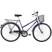 Bicicleta Onix VB Aro 26 Violeta - Houston -