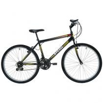Bicicleta Polimet 7134 Aro 26 18 Marchas - Freio V-Brake