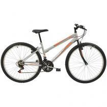 Bicicleta Polimet 7148 Aro 26 18 Marchas - Freio V-Brake