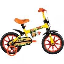 Bicicleta Power Rex Aro 12 Caloi -