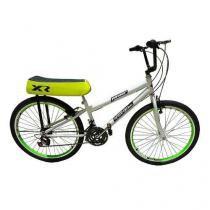 Bicicleta Rebaixada C/banco De Mobilete - TecBike