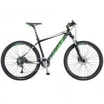 """Bicicleta SCOTT Aspect 940 Preto  Verde  Branco 29"""" - L - Scott"""