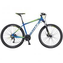 "Bicicleta SCOTT Aspect 950 Azul  Branco  Verde 29"" - M - Scott"