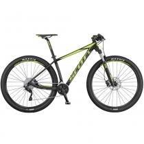 "Bicicleta SCOTT Scale 960 Preto  Azul  Verde 29"" - S - Scott"