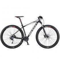 "Bicicleta SCOTT Scale 970 Preto  Branco  Vermelho 29"" - M - Scott"