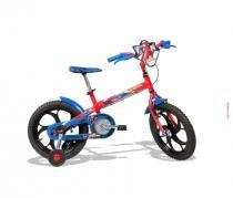 """Bicicleta Spider Man 16"""" Caloi - 450047.19007 -"""