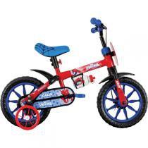 Bicicleta Spider-Man Aro 12 Caloi - Caloi