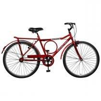 Bicicleta Super Barra Freio V-Brake Aro 26 Master Bike - Master Bike