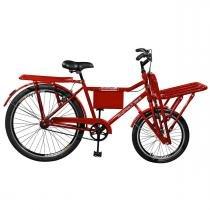 Bicicleta Super Cargo Aro 26 Master Bike -
