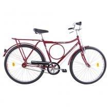 Bicicleta Super Forte FV Aro 26 Vermelho Copa - Houston - Vermelho -
