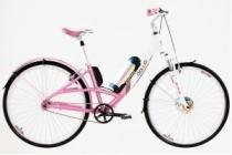 Bicicleta Tecbike - Fashion Rosa Premium - TecBike
