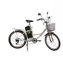 Bicicleta Track Bikes City Pas Aro 24 Eletrica 350W -