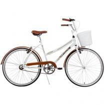 Bicicleta Track & Bikes Classic Plus Aro 26 - Quadro de Aço Freio V-Brake