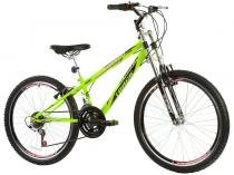 Bicicleta Track  Bikes Dragon Fire Aro 24 - 18 Marchas Suspensão Dianteira Downhill