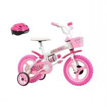 Bicicleta Track  Bikes Infantil Kit Kat Aro 12 -