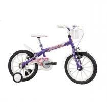 Bicicleta Track Bikes Monny Aro 16 - Lilás Metálico - Track  Bikes