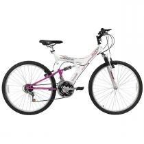 Bicicleta Track Bikes TB 200 Aro 26 Full Suspensão 18v - Track  bikes