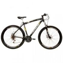 Bicicleta Track Bikes TB Niner, Preta, Aro 29, 21 Marchas, Freio a disco - Track  bikes
