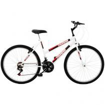 Bicicleta Track  Bikes Thunder 18V Aro 26 - 18 Marchas Quadro de Aço Freio V-Brake