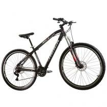 Bicicleta Track & Bikes TK 29 Aro 29 21 Marchas - Câmbio Shimano Quadro Alumínio Freio à Disco