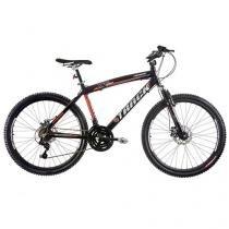 Bicicleta Track & Bikes TK 480 po Aro 26 - 21 Marchas Câmbio Shimano Quadro de Alumínio