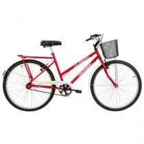 Bicicleta Verden Jolie Aro 26 - Quadro de Aço Freio V-Brake