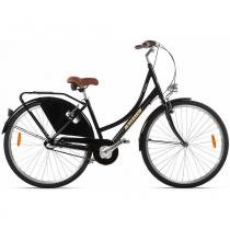 Bicicleta Vintage Retrô Premium Nexus 3V OMA A700 Preta - Mobele