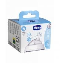 Bico new step up 2 - fluxo medio - 2m+ chicco 810231 - Chicco