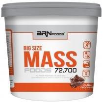 Big Size Mass Foods 72700 6kg Chocolate - BRNfoods - Brn foods