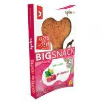 Big Snack Spin Pet Ossão Saudável Onebyone Sabor Beterraba -