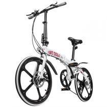 Bike Dobravel Pliage Alloy - Dumbbellblack