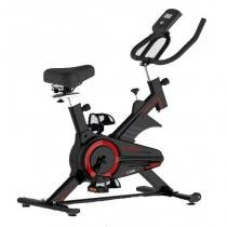 Bike Spinning Oneal TP1300 Semi Profissional Flywheel Uso Residencial - Preto -