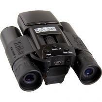 Binóculo com Câmera Digital Digicam com ampliação 12x e memória SD Marca Vivitar VIV-CV1225V -