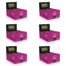 Bio2 Organic Barra Açaí 12x25g (Kit C/06) -