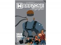 Biografias Nº 7 Solid Snake - WarpZone