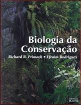Biologia da conservacao - Planta