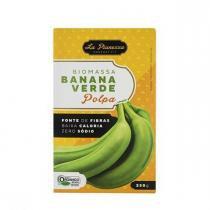Biomassa de Banana Verde Polpa 250gr La Pianezza -