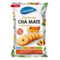 Biscoito Chá Mate com Pêssego 200g - Casaredo -