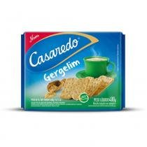 Biscoito Salgado Gergelim 400g - Casaredo -