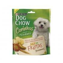 Biscoitos Dog Chow Carinhos Raças Pequenas Mix de Frutas 75 gr - Nestlé purina