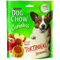 Biscoitos Dog Chow Carinhos Tortinhas Maça 75 gr - Nestlé Purina