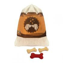 Biscoitos Naturais Padaria Pet Sabor Bacon -