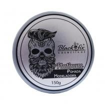 Black fix pomada modeladora platinum 150g -
