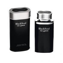 Black Soul Ted Lapidus - Perfume Masculino - Eau de Toilette - 30ml -